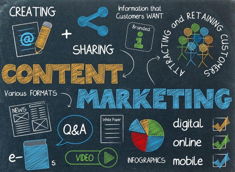 5 Tahap Membuat Content Marketing yang Kekinian