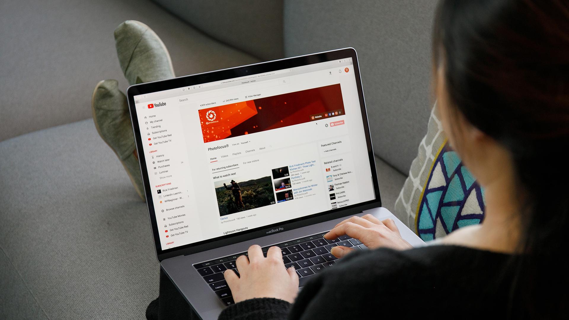 channel youtube digital marketing